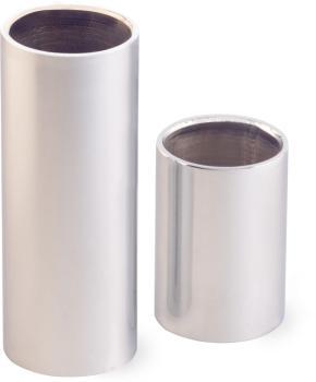Chromed steel slide set - small (ST-SGS-S)