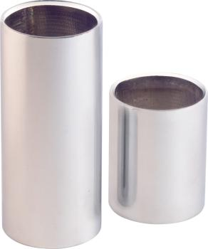 Chromed steel slide set - medium (ST-SGS-M)