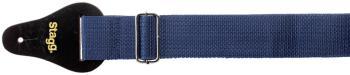 "2"" blue Guitar strap (ST-BJA006BL)"