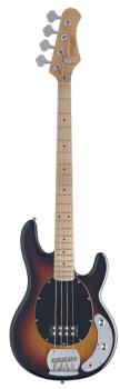 "4-String Standaard ""M"" electric Bass guitar (ST-MB300-SB)"