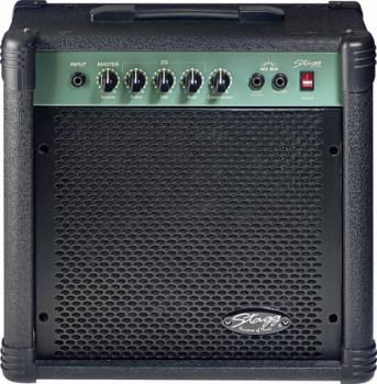 40 W RMS Bass Amplifier (ST-40 BA USA)