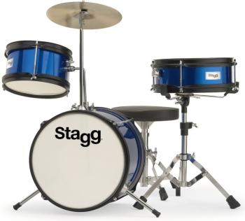 3-pc JUNIOR 12 drum set with hardware (ST-TIM JR 3/12 BL)