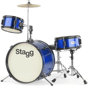 3-piecec Junior 16 drum set with hardware (ST-TIM JR 3/16 BL)