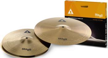 Copper-steel alloy Innovation cymbal set (ST-AXA SET)