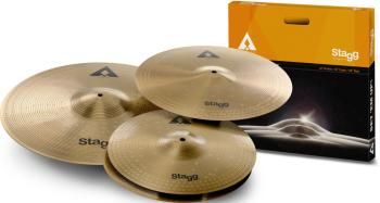 Copper-steel alloy Innovation cymbal set (ST-AXK SET)