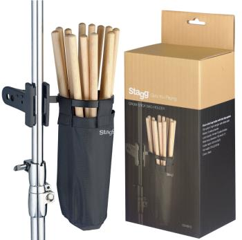 Drum stick/beater bag holder with fast clip system (ST-DSHB10)