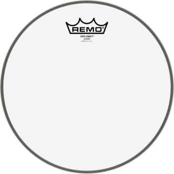 "10"" Diplomat Clear Tom/ Snare head (RE-BD-0310-00)"