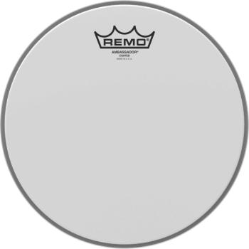 "10"" Ambassador Coated Tom/ Snare head (RE-BA-0110-00)"