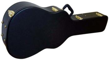 Basic series hardshell case for 12-string western guitar (ST-GCA-W 12 BK)
