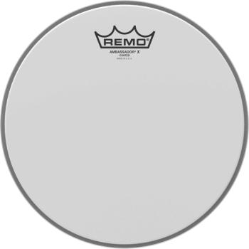 "10"" Ambassador X coated Tom/Snare head (RE-AX-0110-00)"