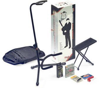 Accessory pack for classical guitar (ST-GAP C)