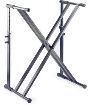 Double X-shaped keyboard stand (ST-KXS-A12)