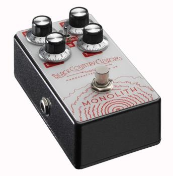 Black Country Customs Monolith distortion pedal (LN-BCC-MONOLITH)