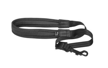 Fully-adjustable Easy saxophone strap with soft shoulder padding, blac (ST-SAX STRAP2 BKXL)