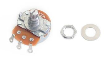 Alpha potentiometer, 250k A (ST-SP-POT250A)
