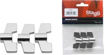 Generic M8 wing nuts (3 pieces) (ST-13I-HP)