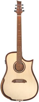 4/4 cutaway dreadnought acoustic-electric guitar, Tradition Two series (RI-TRAD 2 P N)