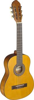 1/4 natural-coloured classical guitar with linden top (ST-C405 M NAT)
