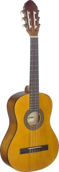 1/2 natural-coloured classical guitar with linden top (ST-C410 M NAT)