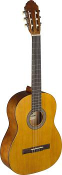 4/4 natural-coloured classical guitar with linden top (ST-C440 M NAT)