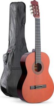 C542 bag pack: 4/4 Classical guitar with bag (ST-C542 BAG PACK)
