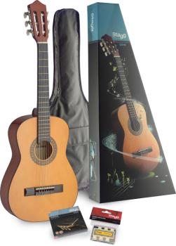 C510 1/2 Classical guitar (w/ basswood top) & accessories package (ST-C510 PACK)