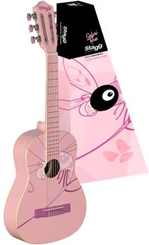 Classical guitar with dragonfly graphic (ST-C505 DRAGONFLY)