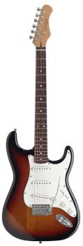 "Standard ""S""electric guitar (ST-S300-SB)"