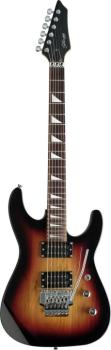 "Heavy ""IFR"" electric guitar (ST-I400-SB)"