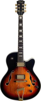 """Jazz"" electric guitar - Semi-acoustic model (ST-A300-VS)"