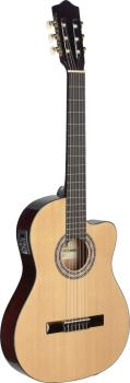 Electro-Acoustic Classical guitar with Cutaway & 4-band EQ (B-Band des (ST-C546TCE-N)