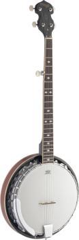 5-string Bluegrass Banjo Deluxe with metal pot (ST-BJM30 DL)