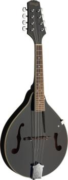 Black bluegrass mandolin with basswood top (ST-M20 BLK)