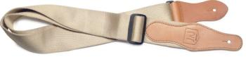 Beige coton guitar strap (JA-JN-ST COT BEI)