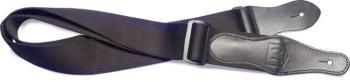Black coton guitar strap (JA-JN-ST COT BLK)