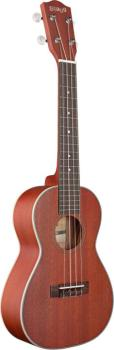 Concert Ukulele with solid mahogany top, in black nylon gigbag (ST-UC70-S)