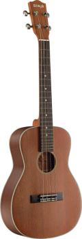 Baritone Ukulele with solid mahogany top, in black nylon gigbag (ST-UB70-S)