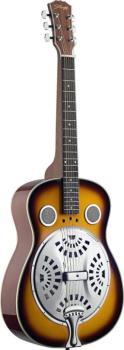 Squarenecked acoustic resonator guitar (ST-SR607 SQ-SB)
