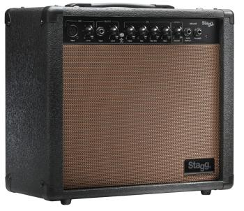 20-watt spring reverb acoustic amplifier (ST-20 AA R USA)