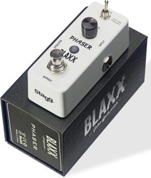 2-mode Phaser effect pedal for electric guitar (ST-BX-PHASER)