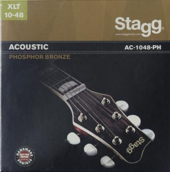 Phosphor Bronze set of strings for acoustic guitar (ST-AC-1048-PH)