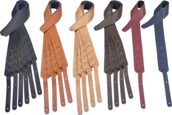 Pack of 20 faux suede guitar straps (ST-SPACK SFS10)