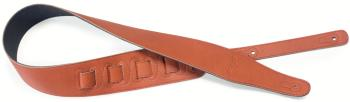 Brown suede style guitar strap (ST-SFS 10 BRW)