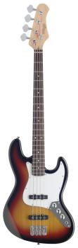"Standard ""J"" electric bass guitar (ST-B300-SB)"