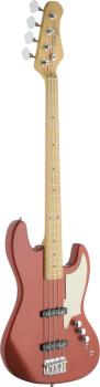 "4-string Custom ""J"" electric bass guitar (ST-SBJ-50 MRD)"