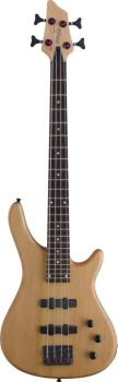 "4-String ""Fusion"" 3/4 model electric Bass guitar (ST-BC300 3/4 NS)"