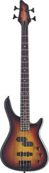 "4-String ""Fusion"" electric Bass guitar (ST-BC300-SB)"