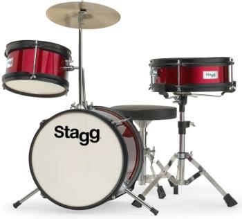 3-pc JUNIOR 12 drum set with hardware (ST-TIM JR 3/12 RD)