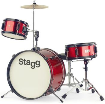 3-piecec Junior 16 drum set with hardware (ST-TIM JR 3/16 RD)