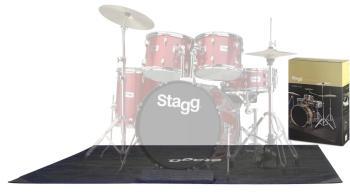 Lite drum carpet with carry bag (ST-SCADRU1815 LITE)